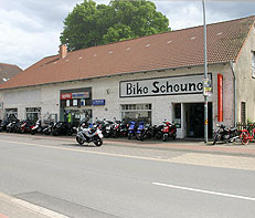 Bike Scheune in Belle (Horn-Bad Meinberg)